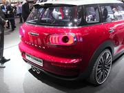 MINI exterior design on the MINI clubman concept