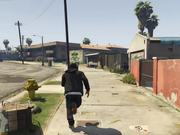 Grand Theft Auto V Killing Pedestrians