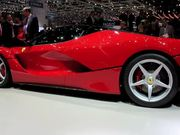 Ferrari LaFerrari Highlights at 2013 Geneva