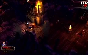 Gameplay from Certain Affinity's Crimson Alliance
