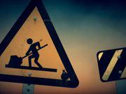Sign Motion - Detour