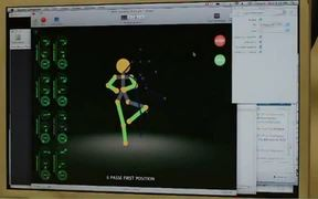 Super Mirror: An Interface for Ballet Dancers