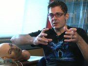 Transcendent robotics - technological singularity