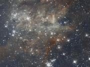 Zoom into the Tarantula Nebula