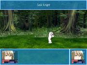 Sock Quest - Battle & Quest System