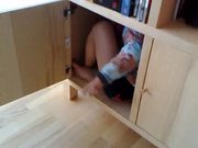 Tobias in the Closet
