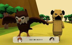 Nani Nani Island - 3D Animation Short Film