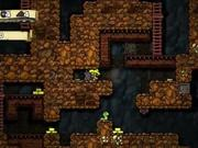 Spelunky Game Animation
