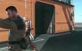 Metal Gear Solid V - Diamond Devil Trailer