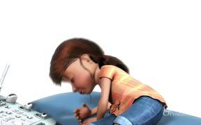 3D Character & Cardiovascular Animation - Simulia