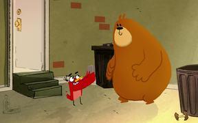 """Dan & Jason """"Bear and Bird"""""""