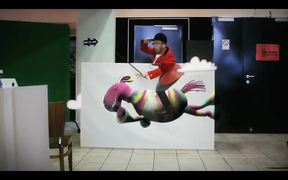 DIXIE TRIXI - Animated Horse Racing in German