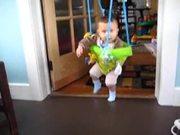 Jumping Babies