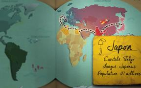 GAME VIDEO TEASER: Around the World