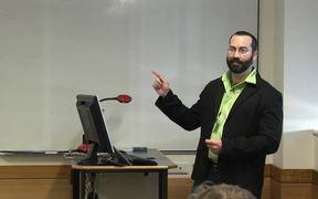 Malcolm Burt speech - Masters documentary speech