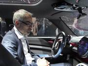oliver sieghart, head of MINI interior design