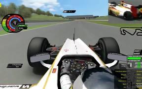 rFactor | F1 2012 | Rosa | Onboard at Barcelona