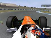 rFactor | F1 2012 | di Resta | Onboard at Jerez