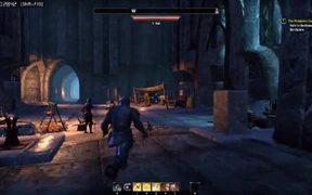 Elder Scrolls Online Game Play