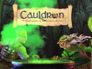 Cauldron Kickstarter Video