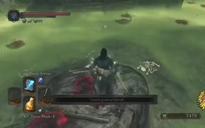 Dark Souls 2 Review (Xbox One) - Horror Joe