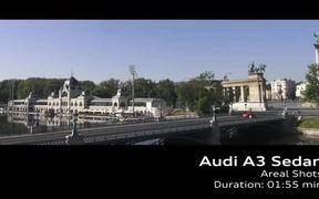 Audi A3 Limousine misanorot