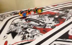 Cannybot Train Run