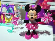 Fisher-Price Cheerin' Minnie Hands-on at Toy Fair