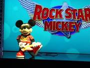 Rock Star Mickey Debuts at Toy Fair