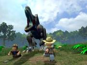 LEGO Jurassic World - Gameplay Reveal Trailer