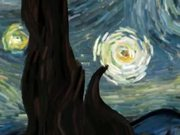 Touching Van Gogh