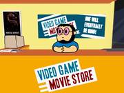 Video Game Movie Store - Episode 3