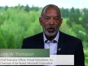 John W. Thompson, Chairman of Microsoft