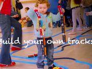 Toy Train Short Promo