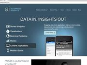 Automated Insights, Inc.