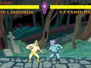 World of Occult Wrestling - Fake Game Demo