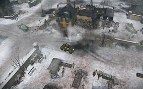 COH2 United States Forces Faction Trailer