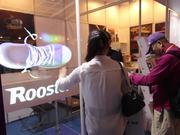 Retail Window Projection by Rooster Lighting
