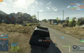 Battlefield Hardline Dustbowl Montage
