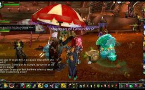 We Actually Met In World Of Warcraft