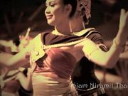 Thailand traditional dance dewi on an elephant