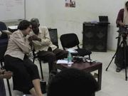 Blue Nile: Experimental videos from Sudan
