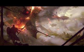 Pact Fleet Destruction Cinematic - Guild Wars 2