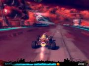 Futuristic Racing Game