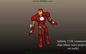 Random Disney Infinity Work 2011-2014