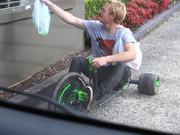 Tokyo Drift Green Machine
