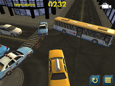 NYC Taxi Academy Game - Play online at Y8 com