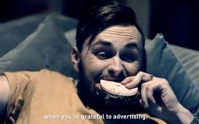 Cherkashin Commercial: Thanks Advertising