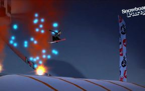 Snowboard Party Trailer - Video Game