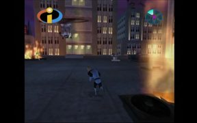 The Incredibles The Game - Part 3 (GameCube)